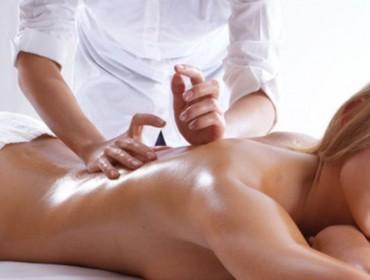 ручной массаж москва